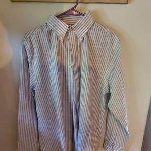 Stafford 15.5 wrinkle free dress shirt regular fit